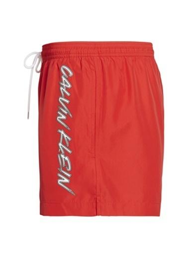 Calvin Klein Mayoşort Kırmızı